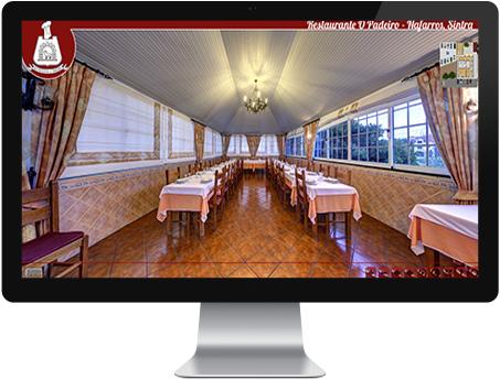 visita virtual restaurante o padeiro